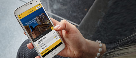 All that you love about via rail in one app
